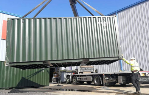 container-storage-business-use-outside
